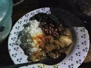23 Mama's meal