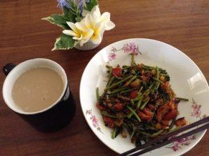 11 Chai&Vegetable Saute